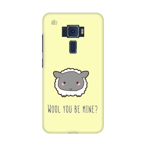 Wool Asus Zenfone 3 Phone Cover