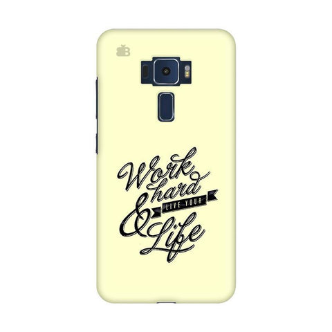 Work Hard Asus Zenfone 3 Phone Cover