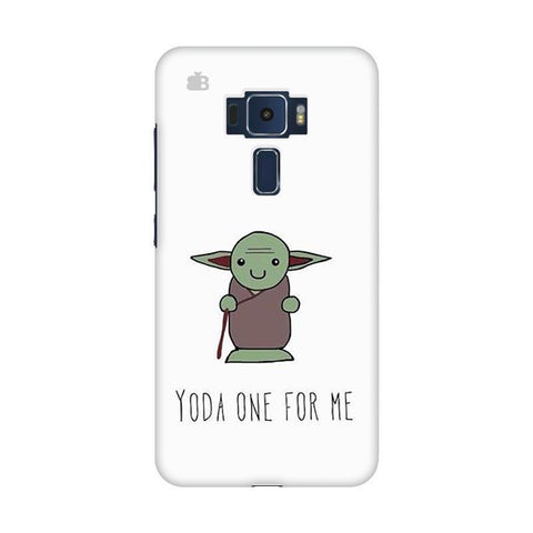 Yoda One Asus Zenfone 3 Phone Cover