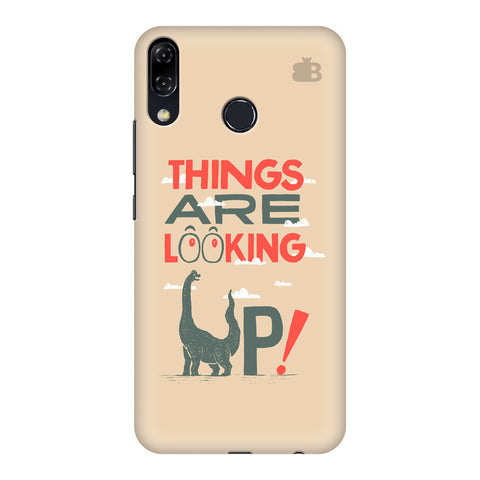 Things are looking Up Asus Zenfone 5Z Cover