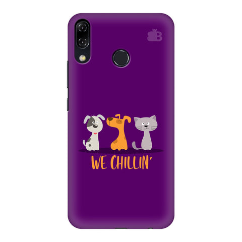 We Chillin Asus Zenfone 5Z Cover
