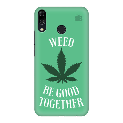 Weed be good Together Asus Zenfone 5Z Cover