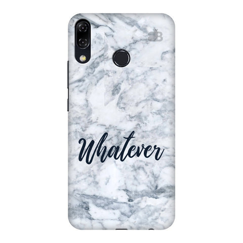 Whatever Asus Zenfone 5Z Cover
