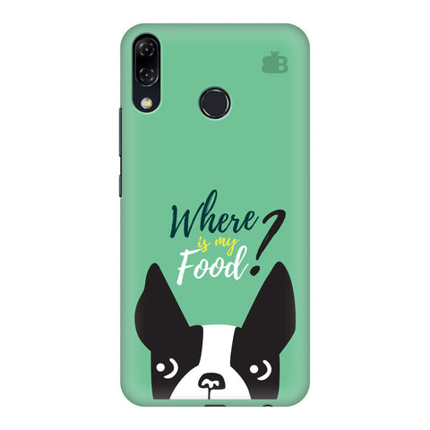 Where is my Food Asus Zenfone 5Z Cover