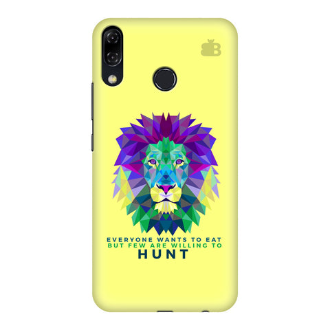 Willing to Hunt Asus Zenfone 5Z Cover