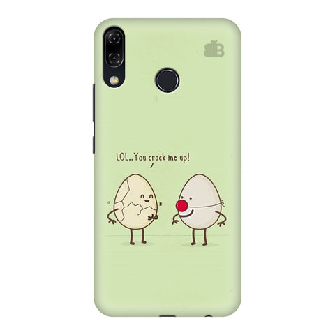 You Crack me up Asus Zenfone 5Z Cover