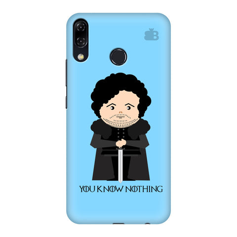 You Know Nothing Asus Zenfone 5Z Cover