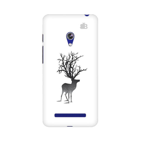 Abstract Deer Asus Zenfone 5 Phone Cover