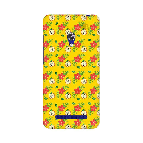 Apples & Flowers Asus Zenfone 5 Phone Cover