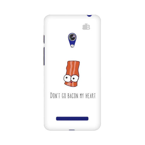 Bacon My Heart Asus Zenfone 5 Phone Cover