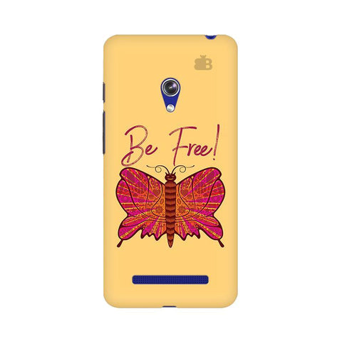 Be Free Asus Zenfone 5 Phone Cover
