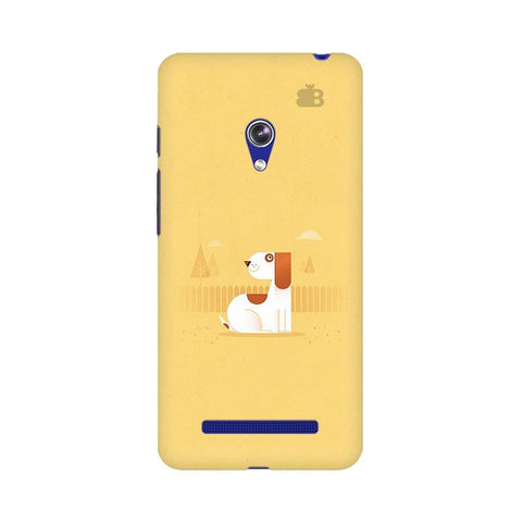 Calm Dog Asus Zenfone 5 Phone Cover