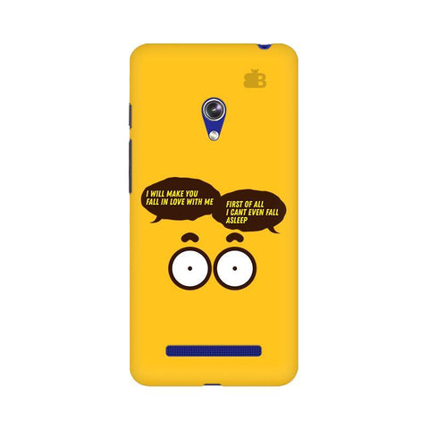 Cant Even Sleep Asus Zenfone 5 Phone Cover