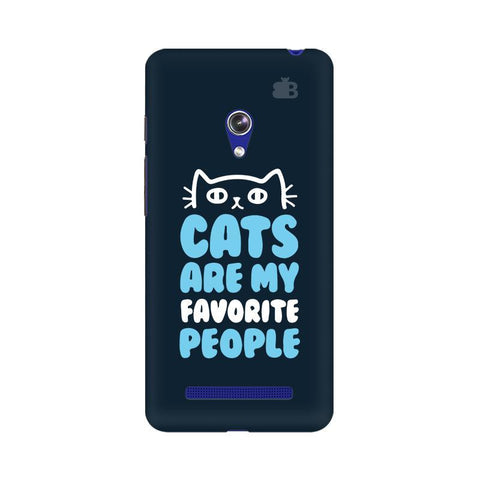 Cats favorite People Asus Zenfone 5 Phone Cover