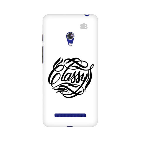 Classy Asus Zenfone 5 Phone Cover