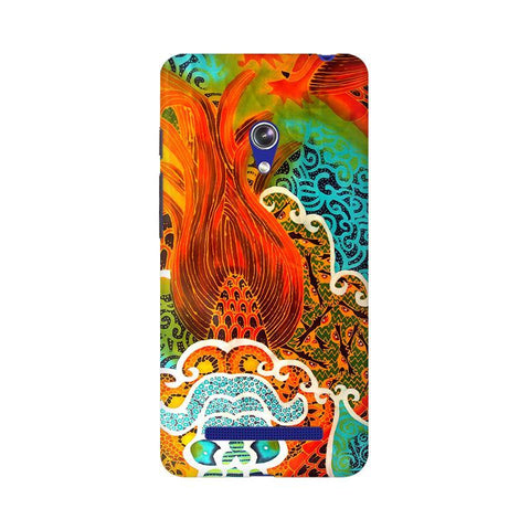Colorful Batik Art Asus Zenfone 5 Phone Cover