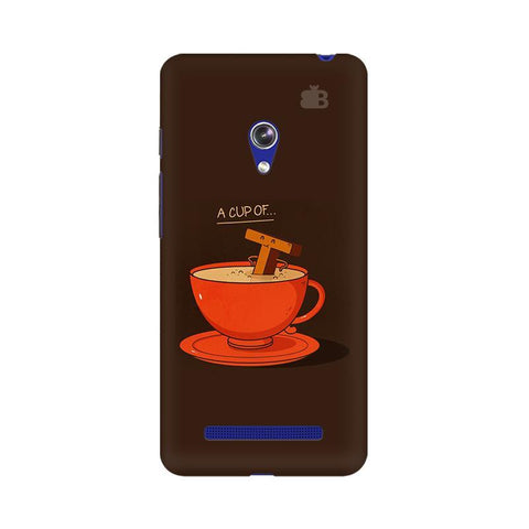 Cup of Tea Asus Zenfone 5 Phone Cover
