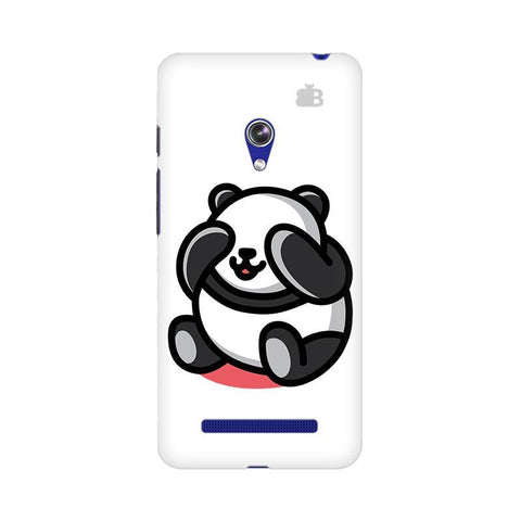 Cute Panda Asus Zenfone 5 Phone Cover