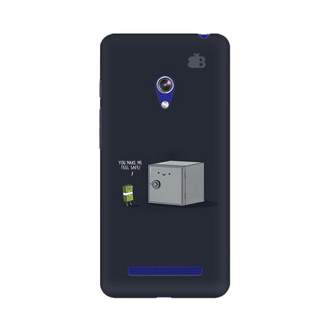 Feel Safe Asus Zenfone 5 Phone Cover