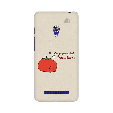 From head tomatoes Asus Zenfone 5 Phone Cover
