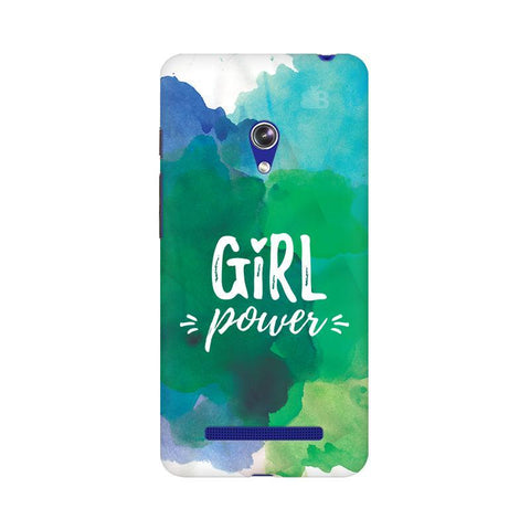 Girl Power Asus Zenfone 5 Phone Cover