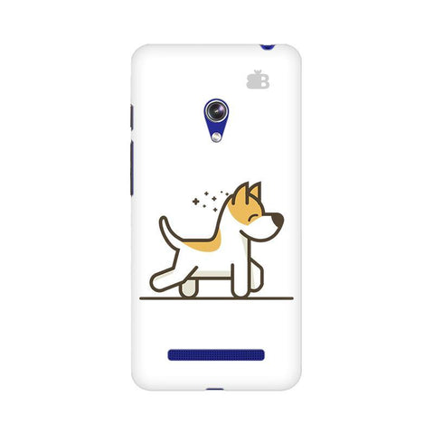Happy Puppy Asus Zenfone 5 Phone Cover