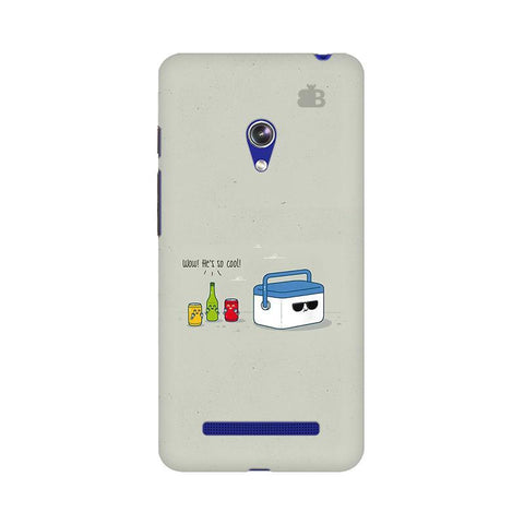 He is Cool Asus Zenfone 5 Phone Cover