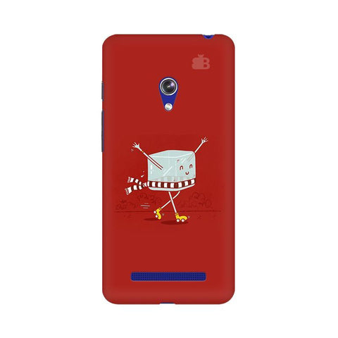 Ice feels Cold Asus Zenfone 5 Phone Cover