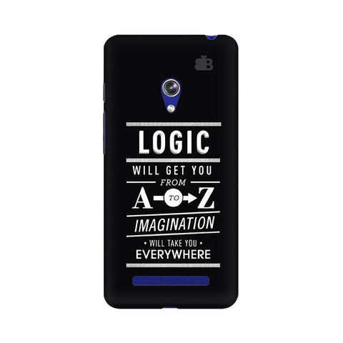 Logic Asus Zenfone 5 Phone Cover
