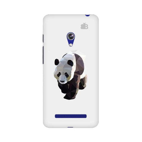 Low Poly Panda Asus Zenfone 5 Phone Cover