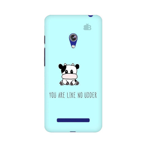 No Udder Asus Zenfone 5 Phone Cover