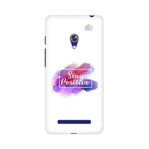 Stay Positive Asus Zenfone 5 Phone Cover