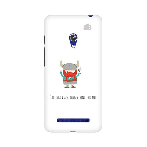 Strong Viking Asus Zenfone 5 Phone Cover