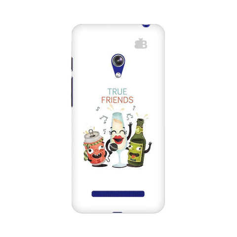 True Friends Asus Zenfone 5 Phone Cover