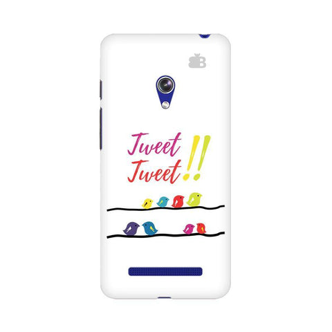 Tweet Tweet Asus Zenfone 5 Phone Cover