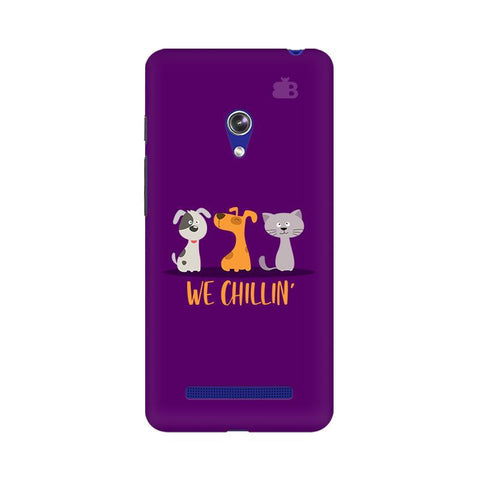 We Chillin Asus Zenfone 5 Phone Cover