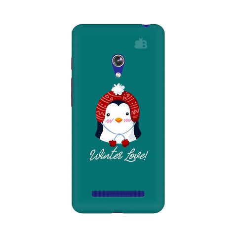 Winter Love Asus Zenfone 5 Phone Cover