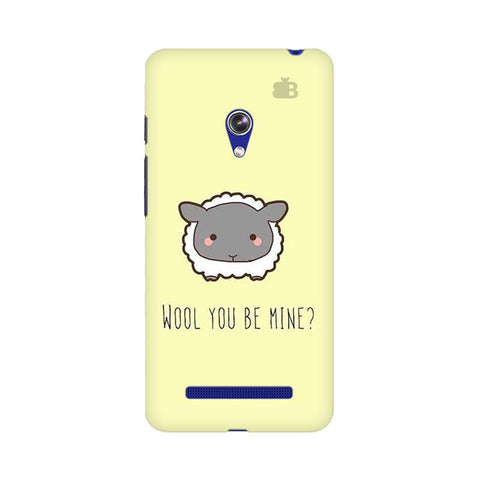 Wool Asus Zenfone 5 Phone Cover