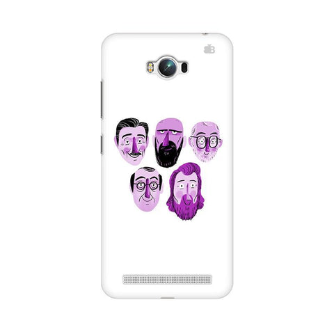 5 Bearded Faces Asus Zenfone Max Phone Cover