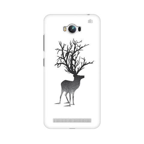 Abstract Deer Asus Zenfone Max Phone Cover