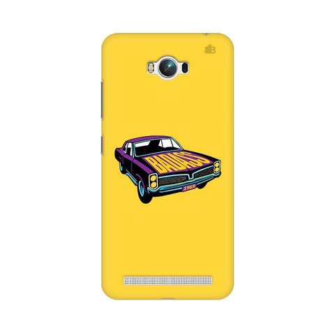 Badass Muscle Car Asus Zenfone Max Phone Cover