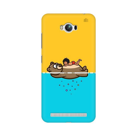 Baloo and Mowgli Asus Zenfone Max Phone Cover