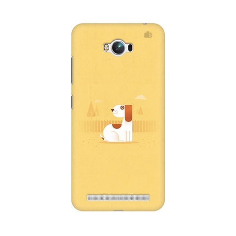 Calm Dog Asus Zenfone Max Phone Cover