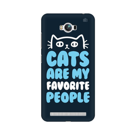 Cats favorite People Asus Zenfone Max Phone Cover
