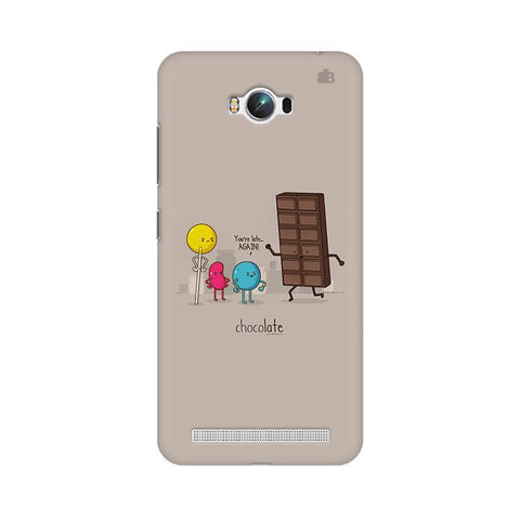 Choco late Asus Zenfone Max Phone Cover