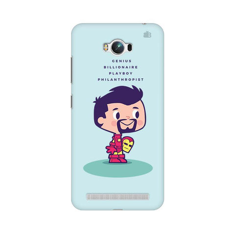 Clever Superhero Asus Zenfone Max Phone Cover