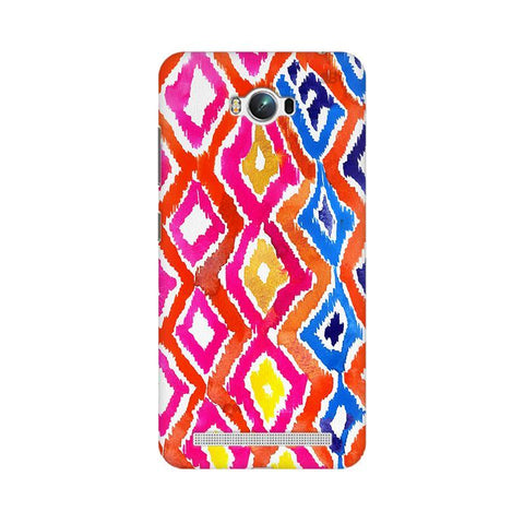 Colorful Ikat Asus Zenfone Max Phone Cover