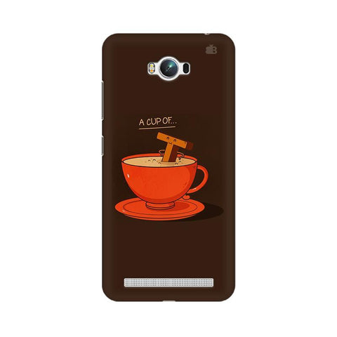 Cup of Tea Asus Zenfone Max Phone Cover