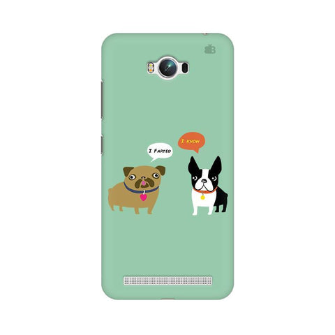 Cute Dog Buddies Asus Zenfone Max Phone Cover