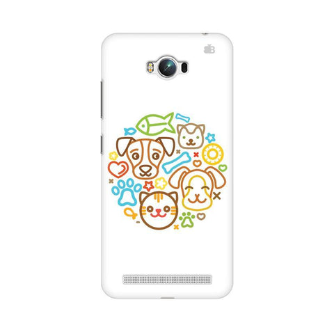 Cute Pets Asus Zenfone Max Phone Cover